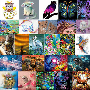 5D-Animals-Diamond-Painting-Full-Drill-Embroidery-DIY-Craft-Cross-Stitch-Kits