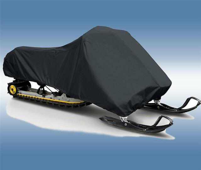 Kimpex Rush Ski Kit White for Arctic Cat Ski-Doo Yamaha Snowmobile 272071