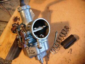 Honda CM185 Keihin carb carburetor 16100-419-024 needs cleaning