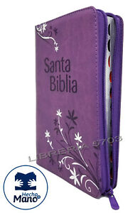 BIBLIA-REINA-VALERA-1960-LETRA-GRANDE-CON-INDICE-Y-CIERRE-IMITACION-PIEL-MORADO