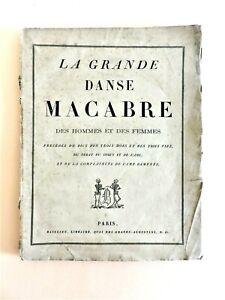 LA-GRANDE-DANSE-MACABRE-Baillieu-editeur-XIXe-56-bois-superbes-du-XVIIe