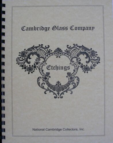 BOOK:  Etchings by Cambridge: Volume I by NCC, Inc.