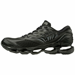 Original-Mizuno-Wave-Prophecy-8-Running-Men-039-s-J1GC190010-Black