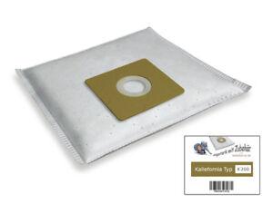 10  Staubsaugerbeutel geeignet für Clatronic BS 1287