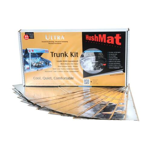 """30¡F to 550¡F 19sq//ft 23/"""" 12/"""" Hushmat Thermal Acoustic Insulation 10301;"""