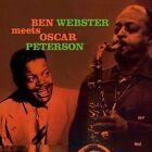 Ben Webster Meets Oscar Peterson by Oscar Peterson/Ben Webster (Vinyl, Mar-2010)