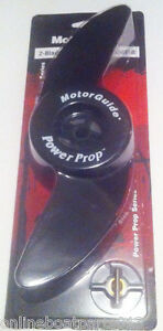 MOTORGUIDE 2-BLADE TROLLING MOTOR PROP, FITS 3 1/2 INCH LOWER UNITS MGA0495B