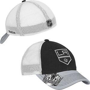 b24423db274 NHL LA Los Angeles Kings Reebok Center Ice Official Team Slouch Hat ...