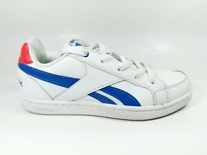 Ortholite Royal Flag White Trainers Uk