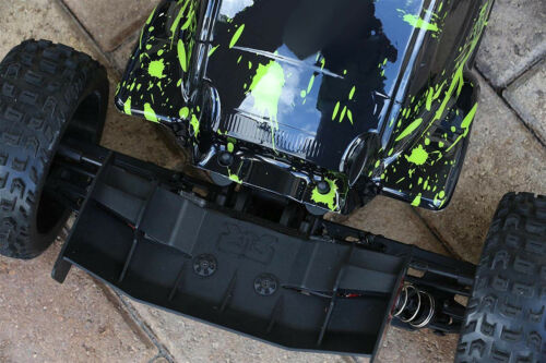 Custom Body Muddy Green Baja Bug for ARRMA 1//8 TALION 6S BLX Car Shell Cover