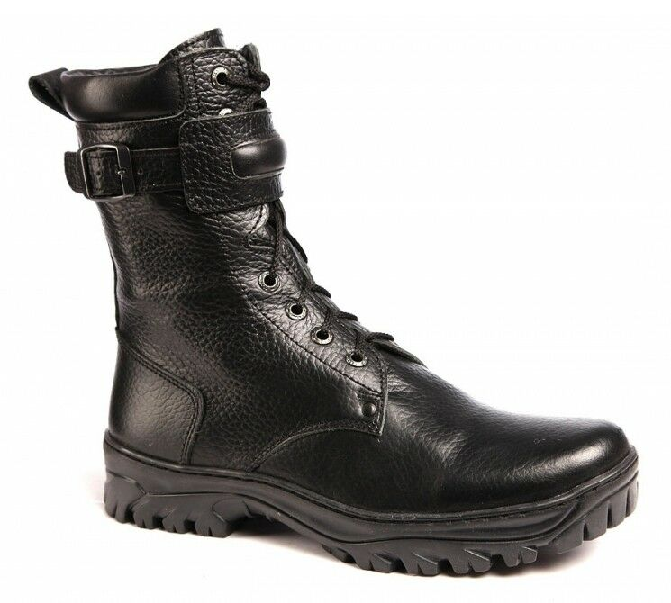Russian military leather boots TOURIST soldier soviet boots winter boots