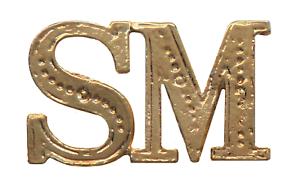SM Substitute Master Gilded Abbreviation For Orange Order Collarette
