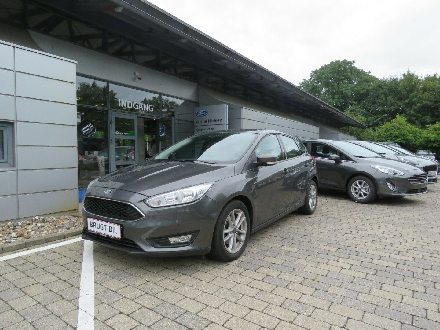 Ford Focus 1,6 Ti-VCT 125 Edition aut.