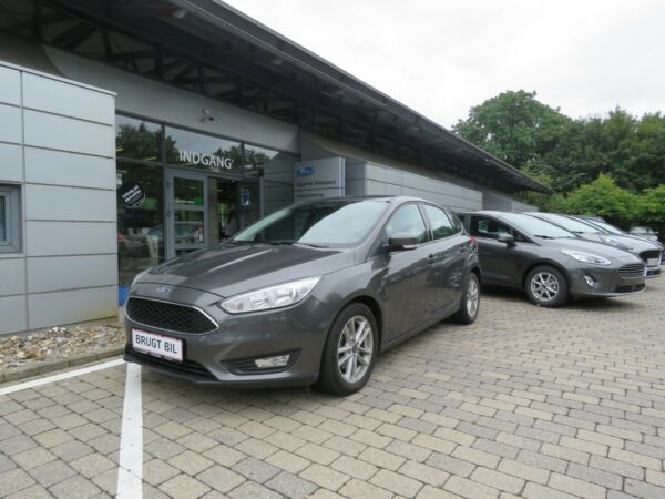 Ford Focus 1,6 Ti-VCT 125 Edition aut. billede 0