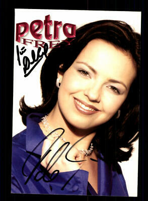 Petra Frey Autogrammkarte Original Signiert ## Bc 146975 Eine Hohe Bewunderung Gewinnen Sammeln & Seltenes Original, Nicht Zertifiziert