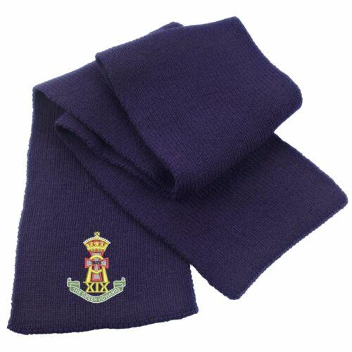 Green Howards Heavy Knit Scarf