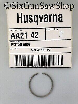 PISTON RING 503289015 Husqvarna chainsaw trimmer US Seller