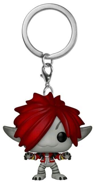 Kingdom Hearts 3 - Sora Monst Inc US Exclusive Pocket Pop! Keychain [RS]-FUN3...