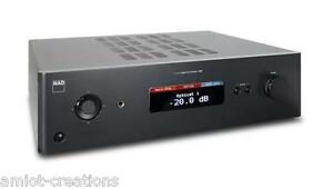 Amplificateur-DAC-HiFi-NAD-C388-2x150W-numerique