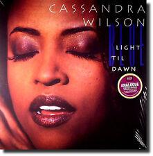 Cassandra Wilson, Blue Light 'til Da (2LP-180g Vinyl Limited Edition Audiophile)