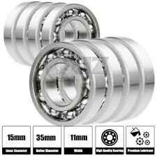 6202//W8 Open is a specialty bearing 15x35x8