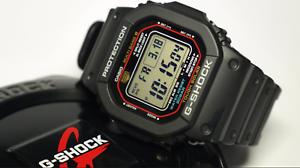 CASIO-G-Shock-GW-M5610-1-Tough-Solar-Radio-Controlled-Multiband-6-Men-039-s-Watch