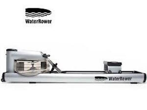 WATERROWER-M1-LO-RISE-COMMERCIAL-ROWING-MACHINE-Made-in-the-USA