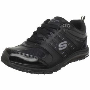 76483 WOMEN'S WORK: REVV AIR S R - REVOLUTION NON-SLIP SOLE  E/H SAFE BLACK