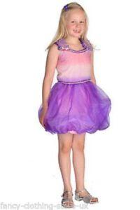 6cda32868 Strictly Come Dancing Dress Dance Latin Party 5-6 Ballroom Princess ...