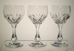 VOLTERRA-SCHOTT-ZWIESEL-White-Wine-Glasses-5-5-8-034-SET-of-THREE