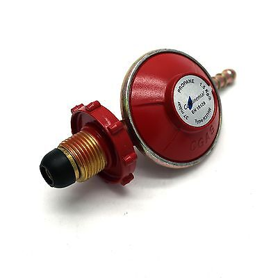 NO SPANNER NEEDED 37MBAR HANDWHEEL PROPANE REGULATOR