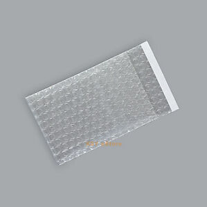100-Self-Seal-Clear-Bubble-Small-Packing-Pouches-Bag-2-5-034-x-3-034-65-x-80-20mm