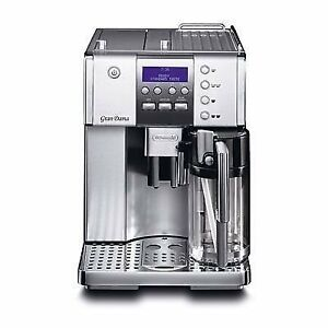DeLonghi-Gran-Dama-ESAM6620-Fully-Automatic-Coffee-Center-Stainless-Steel