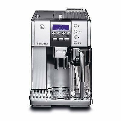 DeLonghi Gran Dama ESAM6620 Fully Automatic Coffee Center - Stainless Steel