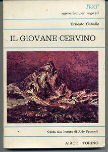 Il giovane cervino - Ernesto Caballo - AIACE - Torino - 1966 - Italia - Il giovane cervino - Ernesto Caballo - AIACE - Torino - 1966 - Italia