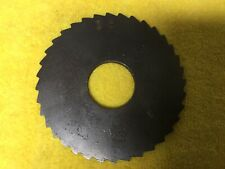 Vintage 36 Tooth Position Index Plate 3 78 Od 1 14 Id For Index Workhead