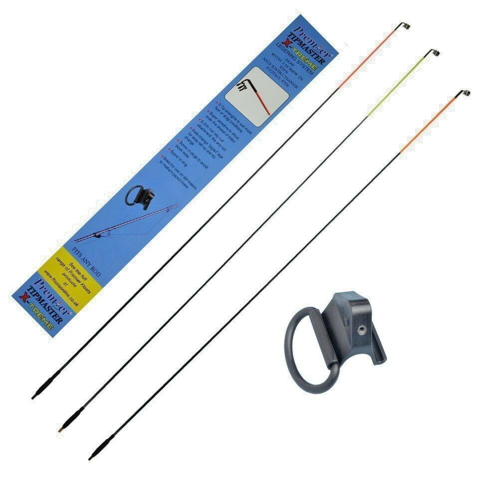 """10/"""" 12/"""" Perfect for Bream /& Roach. 8/"""" 3 x Assorted Premier Swingtips"""