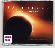 Faithless Maxi-CD Miss U Less See U More - 4-track