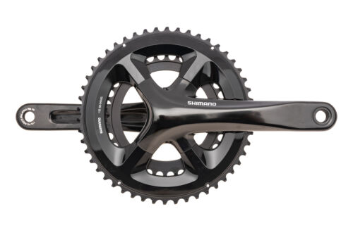 Shimano FC-RS510 Crank Set 11 Speed 175mm 50//34T 110 BCD Hollowtech II