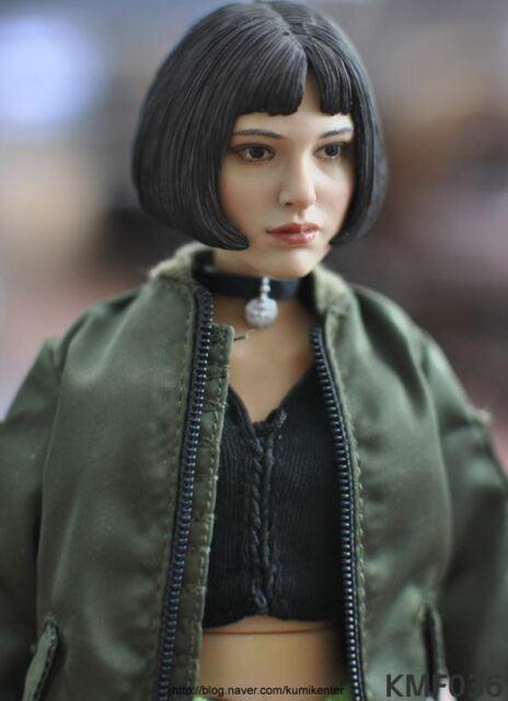 KUMIK 1//6 Scale Natalie Portman Girl Figure The Professional Mathilda KMF036