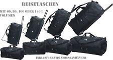 NEU Reisetaschen Reise Set Trolley Tasche Bordgepaäck Reiseset Trolleyset Trolly