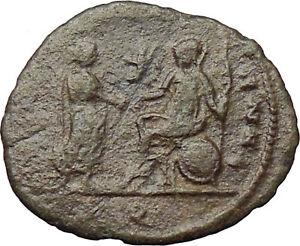 AURELIAN-272AD-Mediolanum-Milan-Ancient-Roman-Coin-ROMA-w-Victory-i29816