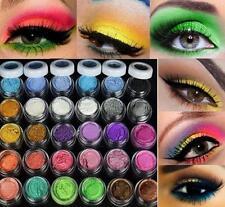 Hot 30 Colors Mixed Eye Shadow Makeup Powder Pigment Mineral Eyeshadow 30pcs/set