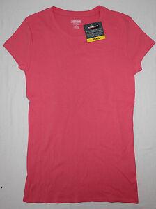 Kirkland signature women 39 s premium pima cotton tee crew for Pima cotton crew neck t shirt