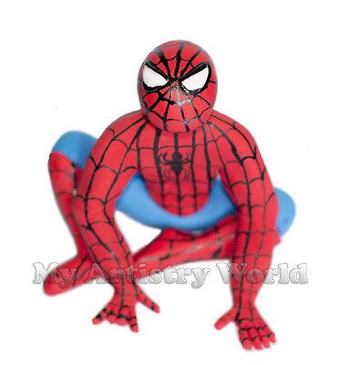 SPIDER-MAN  CAKE TOPPER