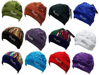 snowboard//cold weather//resort//headwear//warm//protection//cap Craft Sportswear Big Logo Knit Soft Beanie Hat