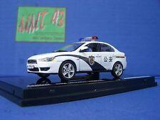 1/43 Police Vitesse Mitsubishi Lancer Ex Police Chine