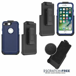 Phone-Belt-Clip-Holster-For-Otterbox-Commuter-Case-iPhone7-Plus-5-5-034-Black-Color