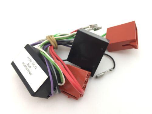 Sistema activo de AUDI VW DIETZ BOA 87015 10 pin ISO sistema activo los adaptadores de interfaz