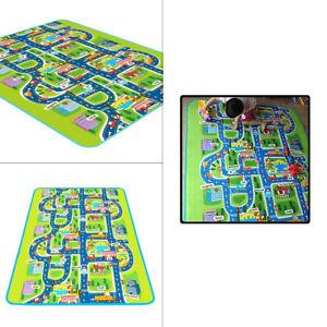 Enfants-City-Tapis-de-Jeux-Amusant-Ville-Route-Cars-Play-Mousse-Toy-Bonin-Ecole